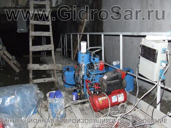 Инъекционная гидроизоляция Саранск